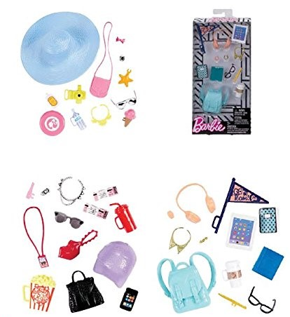 Accessori barbie fashion